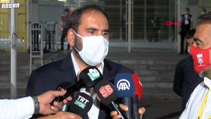 Mecnun Otyakmaz: 'Rıza hocamız Sivas'ta devam edecek'