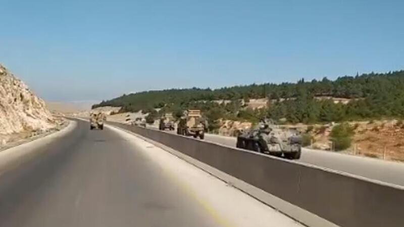 Son dakika haberi... 22'nci Türk-Rus Birleşik Kara Devriyesi icra edildi