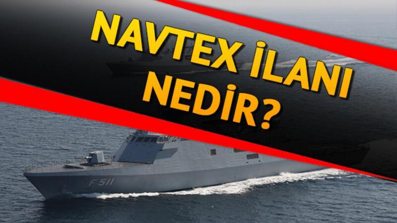 Son dakika: NAVTEX ilanı için Yunanistan'ın tepkisine Türkiye'den açıklama! NAVTEX nedir?