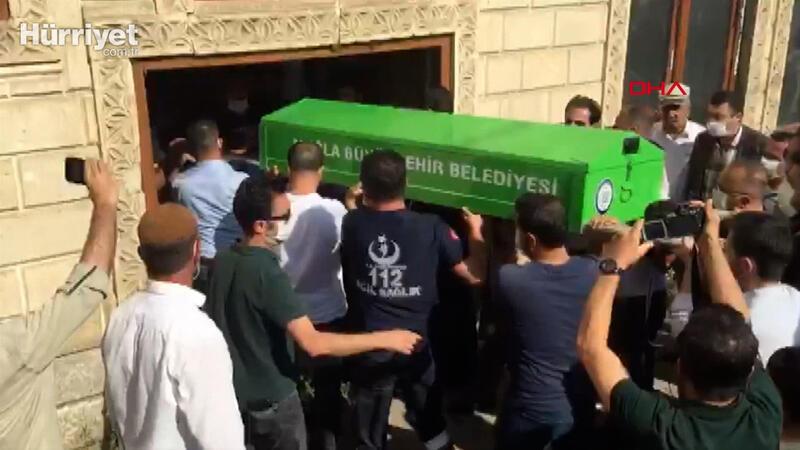 Pınar Gültekin'in cenazesi Bitlis'in Hizan ilçesine getirildi