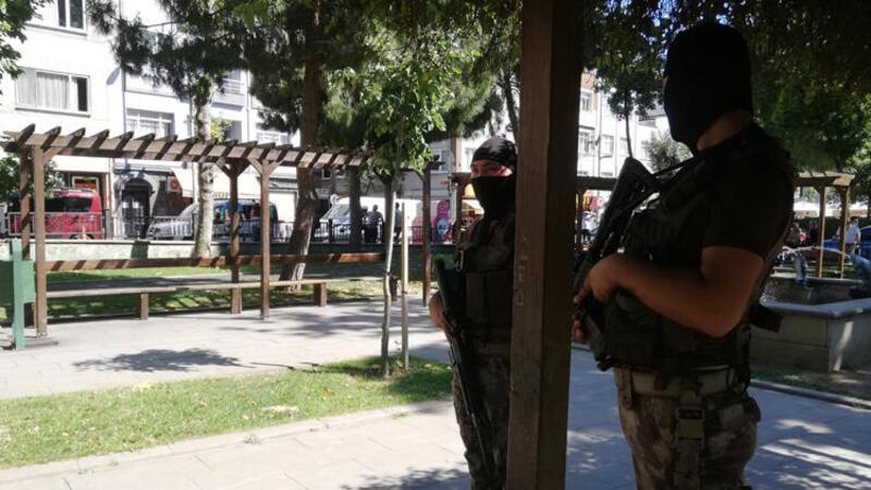 Bayrampaşa'da iki grup arasında silahlı kavga