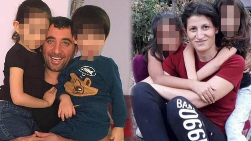 2 çocuğunun annesi olan 8 yıllık eşini uykusunda boğarak öldürdü