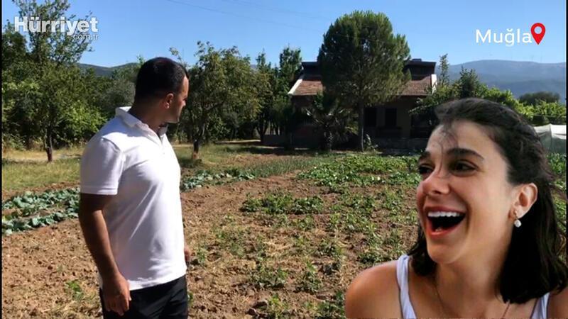 Hürriyet Gazetesi Muhabiri Musa Kesler, Pınar Gültekin'in katledildiği dehşet evinde