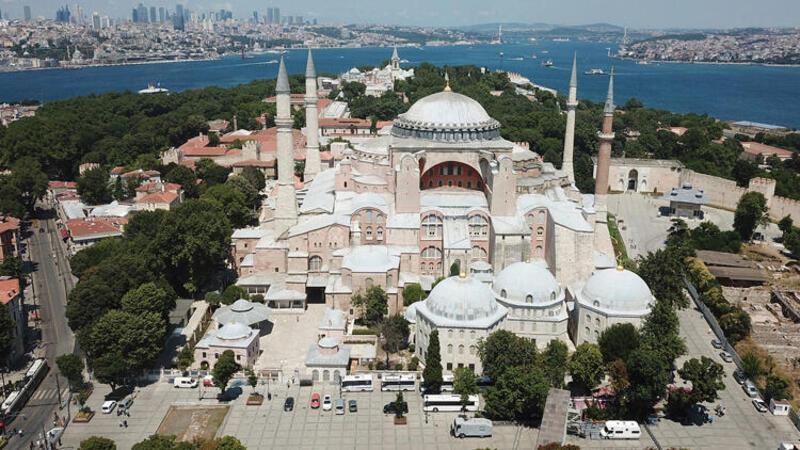 Son dakika haberi: Ayasofya için görevlendirme: 3 imam ve 5 müezzin atandı