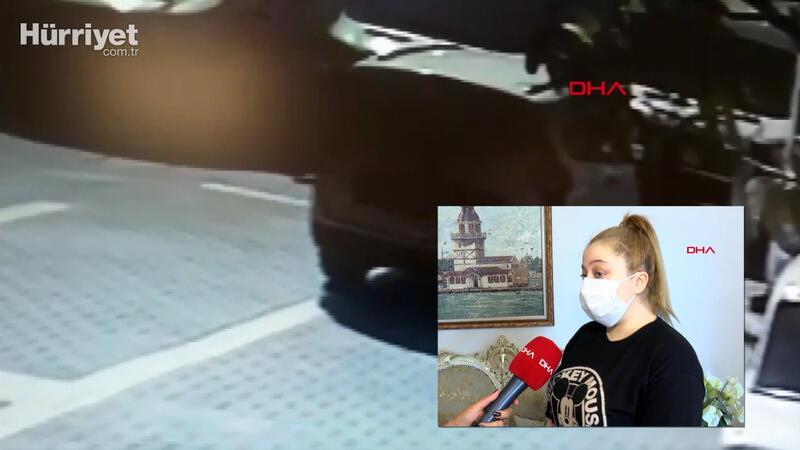 Bakırköy'de dehşeti yaşayan kadın korkudan 1 aydır evden çıkamıyorum
