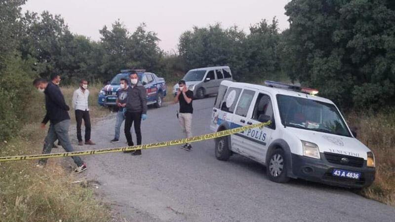 Kütahya'da polise ateş açan şüphelilerin otomobili takla attı: 1 ölü