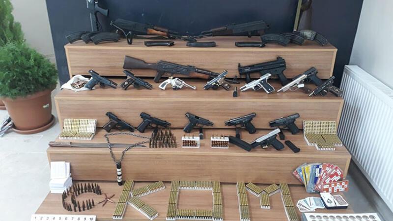 Şanlıurfa merkezli örgüte operasyon! Suç aletleri ele geçirildi, çok sayıda tutuklama var