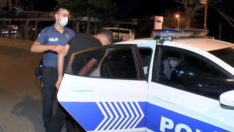 Maltepe'de polise silahla saldırdılar