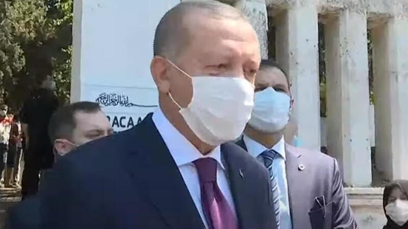 Cumhurbaşkanı Erdoğan'dan kurban bayramı öncesi önemli uyarı