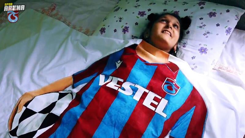 Trabzonspor'dan duygulandıran forma tanıtımı