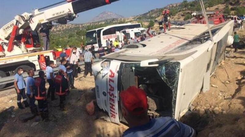 4 arkadaşının şehit düştüğü kazadan yaralı kurtulan asker: 'Şoför kendimi feda ediyorum' dedi
