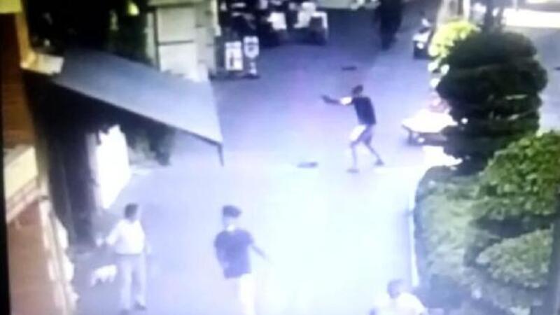 Husumetli iki esnafın silahlı kavga olayında tutuklama