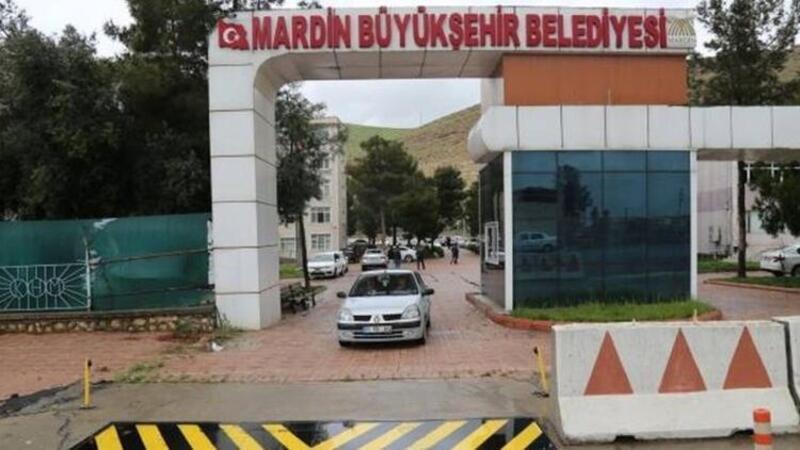 Mardin Büyükşehir Belediyesi'nde usulsüzlük operasyonu