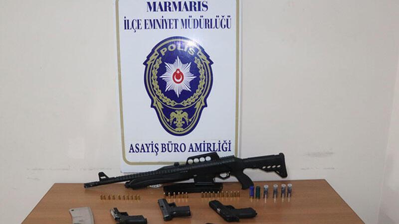 Silahlı kavgaya karıştığı öne sürülen 2 kişi tutuklandı