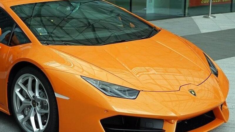 ABD'de Covid-19 yardım parasıyla Lamborghini alan iş yeri sahibi tutuklandı