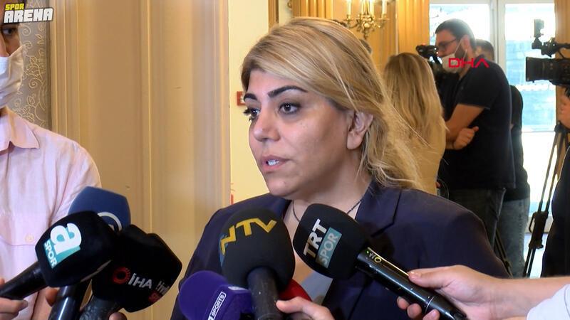 Kayserispor Başkanı Berna Gözbaşı'dan küme düşme ve Mensah açıklaması