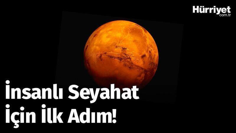 NASA, Mars'a yeni uzay aracını yolluyor
