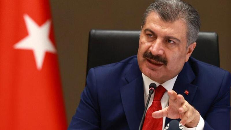 Sağlık Bakanı Koca'dan kitlerin 'doğru sonuç vermediği' iddiası ile ilgili açıklama