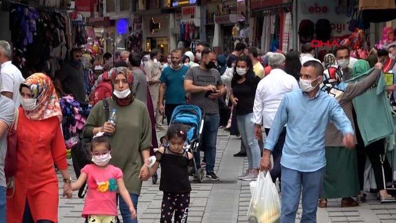 Rize'de vakalar arttı, bayramda yasaklar geldi
