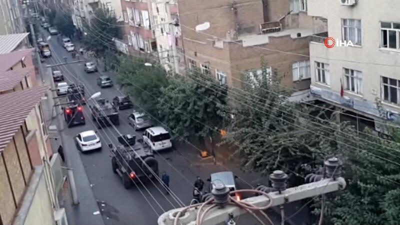 Son dakika haber... Diyarbakır'da 9 DEAŞ'lı terörist yakalandı
