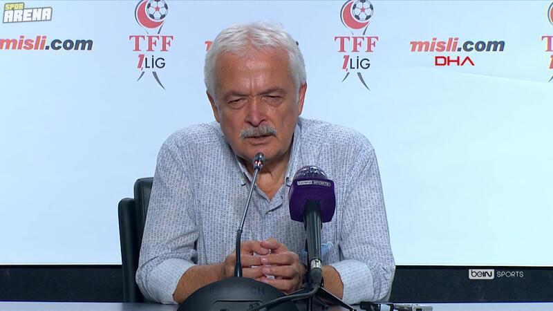 Atılay Canel: 'Yarın Süper Lig'de olacağız' dedik ve dediğimizi yaptık