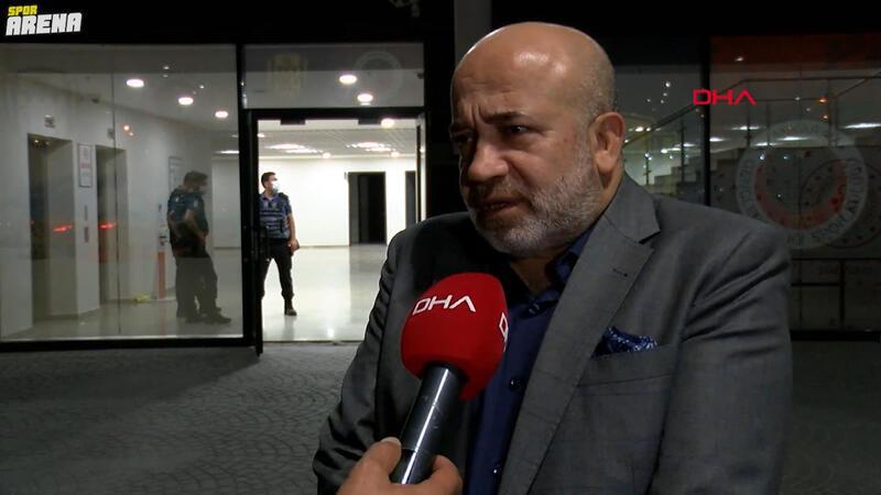 Murat Sancak: 'Karagümrük'ü tebrik ediyorum'