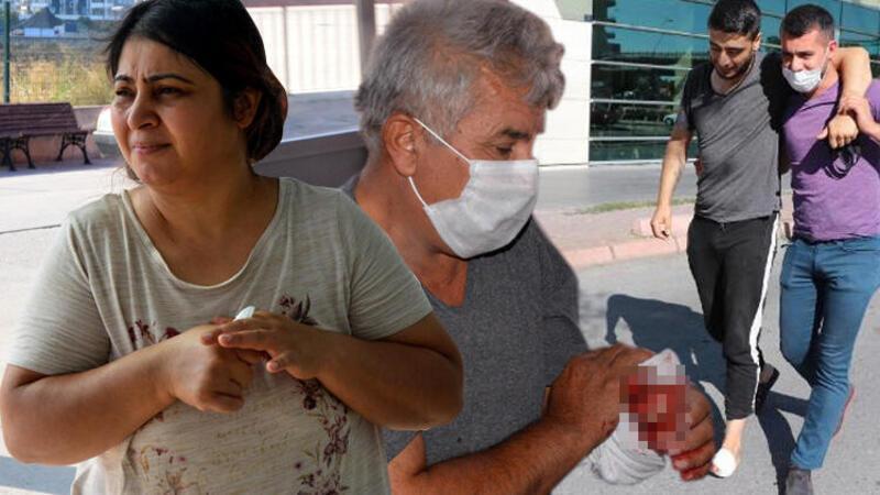 'Acemi kasaplar' hastanelik oldu
