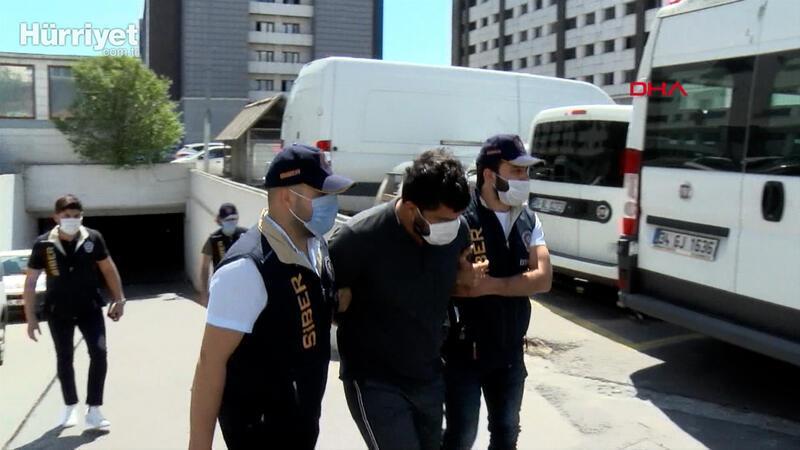 236 suçtan aranan bilgisayar korsanı yakalandı