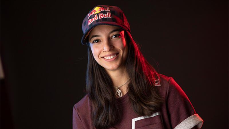 Türkiye'nin ilk kadın parkur sporcusu olan Hazal Nehir'e büyük ödül