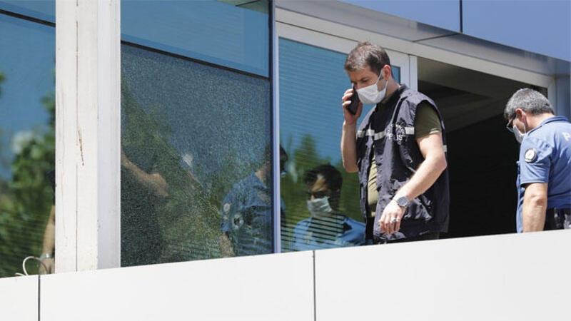 Ankara'da bir kişi eşini öldürdü, iş yeri sahibini de ağır yaraladı