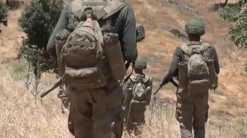 Son dakika... Barış Pınarı bölgesinde 1 PKK/YPG'li terörist etkisiz hale getirildi