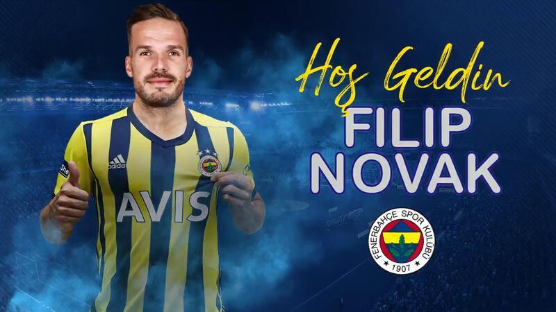 Fenerbahçe, Filip Novak transferini resmen açıkladı!
