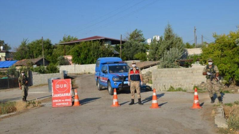 Hatay'da bir mahalle koronavirüs karantinasına alındı
