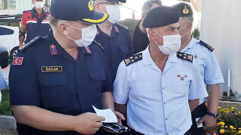 Jandarma Genel Komutanı Orgeneral Çetin'den koronavirüs denetimleri açıklaması