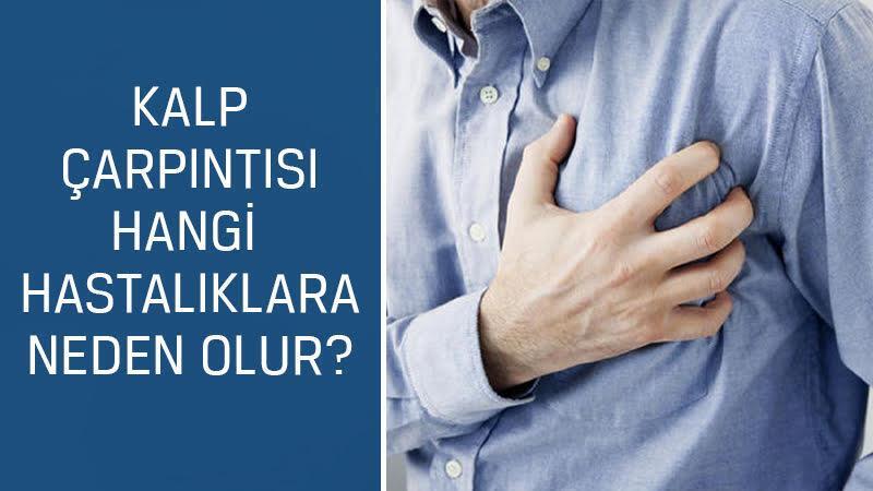 Kardiyoloji Uzmanı Doç. Dr. Başar Candemir cevaplıyor; Kalp çarpıntısı hangi hastalıklara neden olur?