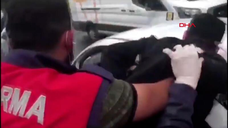 İstanbul'da jandarmadan uyuşturucu operasyonu