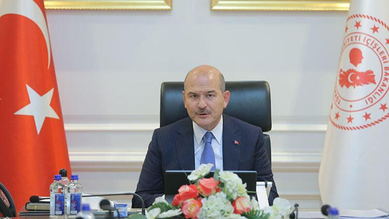 İçişleri Bakanı Soylu, 81 ilin valisiyle görüştü