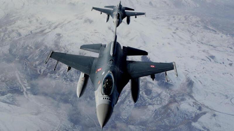 MSB: Irak'ın kuzeyinde 3 terörist etkisiz hale getirildi