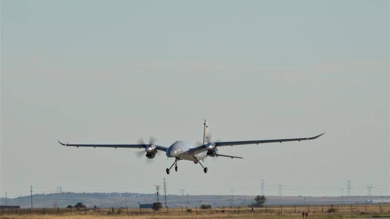 AKINCI TİHA'nın ikinci prototipi ilk uçuşunu başarıyla gerçekleştirdi