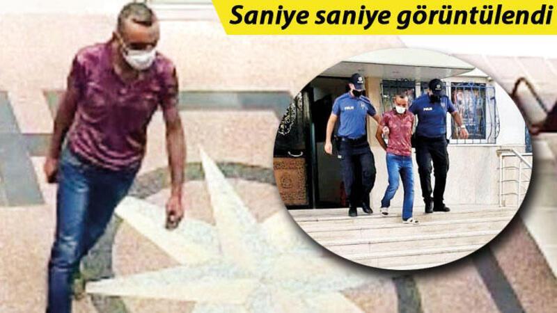 Cezaevinden firar edip, eski eşini öldürmek için Yozgat'a giden eski koca, yakalandı
