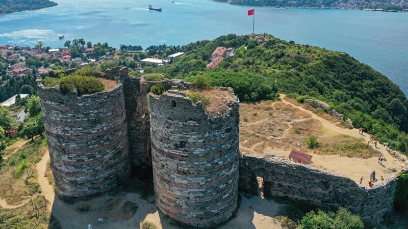 Yüzyıllardır ayakta kalan Türkiye'nin en iyi 10 kalesi