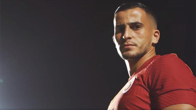 Omar Elabdellaoui, 3 yıllığına Galatasaray'da