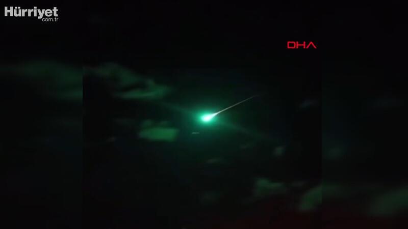 Son dakika: İzmir ve çevre illerde heyecan yaratmıştı! Flaş meteor açıklaması