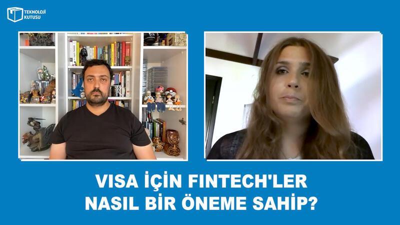 Visa için fintech'ler nasıl bir öneme sahip?