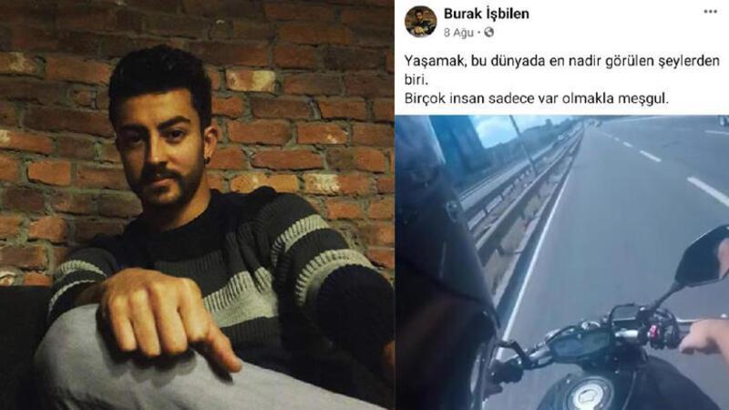 Kamyona çarpan motosikletteki 2 kişi öldü! Sürücünün yaptığı paylaşım dikkat çekti