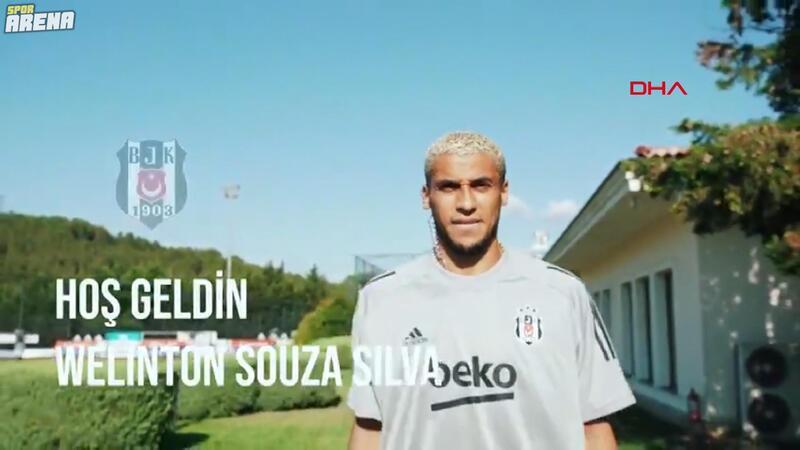 Welinton resmen Beşiktaş'ta