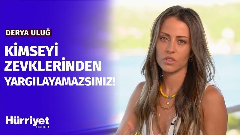 """Derya Uluğ'dan Fenerbahçe - Galatasaray Derbisi İtirafı: """"O maçtan sonra hüngür hüngür ağladım."""""""
