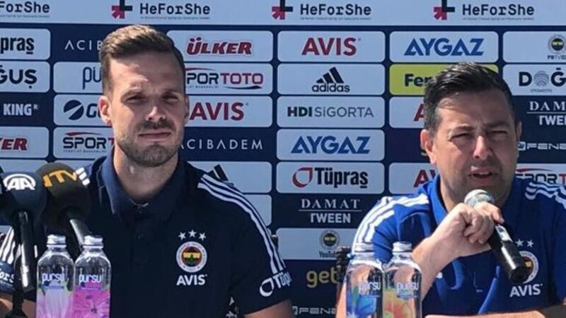 Filip Novak: 'Sosa'yı seviyorum'