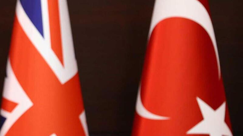 Son dakika haberler: Bakan Akar, İngiltere Savunma Bakanı Wallace ile görüştü