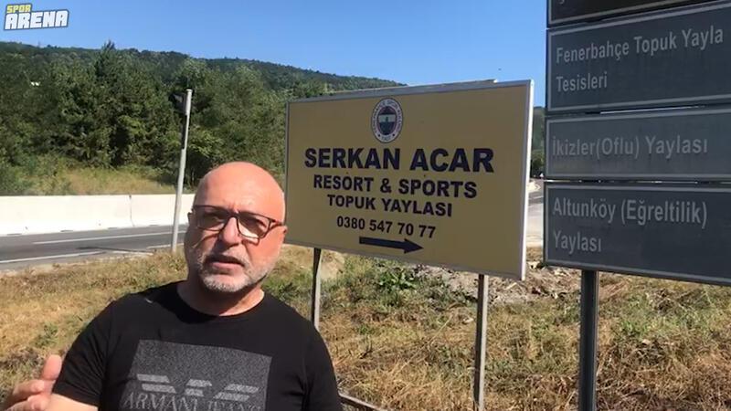Özel   Spor Arena Topuk Yaylasında!